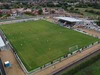 Nantwich Town's ground shortlisted for Pitch of the Season award