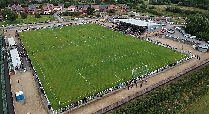 Nantwich Town v Crewe Alexandra 2019