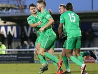 Nantwich held to 2-2 by Buxton as Crewe youngster joins on loan