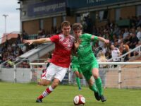 Nantwich Town beaten 4-1 by League One neighbours Crewe Alex