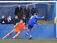 Nantwich Town beaten 2-1 by promotion rivals Farsley Celtic