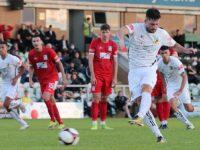 Nantwich Town continue pre-season campaign with win over Stafford