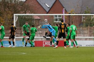 Nantwich Town stunned by Morpeth second half fightback