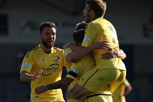 Nantwich Town earn fine FA Cup victory away at Telford United
