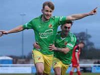 Nantwich Town snatch late victory over Bamber Bridge