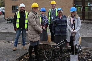 Stapeley school undergoes £250,000 extension and refurb