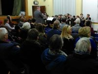 Choirs entertain at Wistaston Community Council Christmas Concert