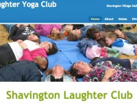 Laughter Yoga Club in Shavington – what's it all about?