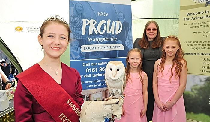 Shavington Village Festival secures homebuilder sponsorship (1)