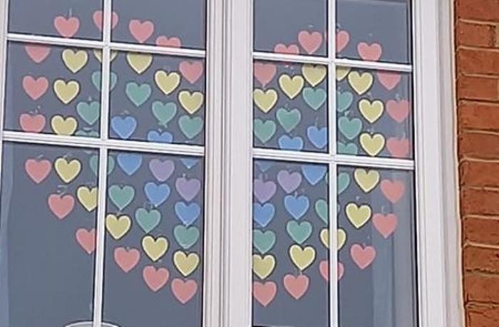 Sheila McAlpine - hearts of hope