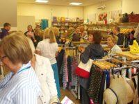 St Luke's Hospice unveils new Nantwich charity shop