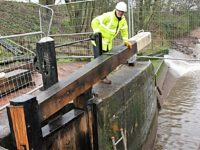 Shropshire Union Canal through Cheshire to £612,000 of repairs