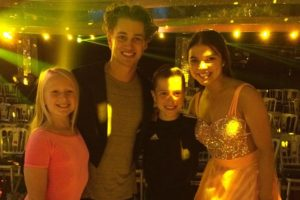 Young Nantwich girl stars in Strictly Come Dancing opener