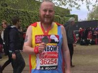 Shavington dad's long distance run challenge for cancer charity