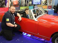 Businesses help Brine Leas students at Careers Convention