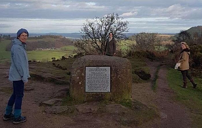Simon Goodwin family - dementia - Sandstone Trail
