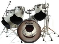 Simple Minds drum kit could fetch £1,500 at Nantwich auction