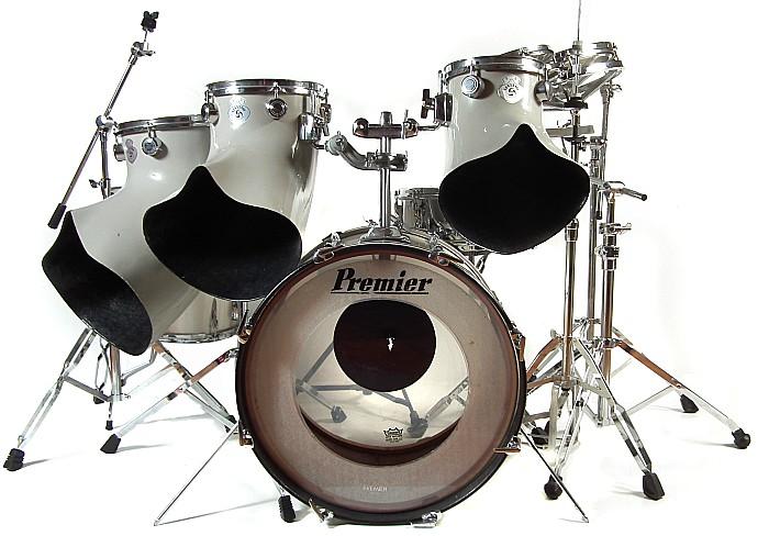 Simple Minds drum kit £1000-1500
