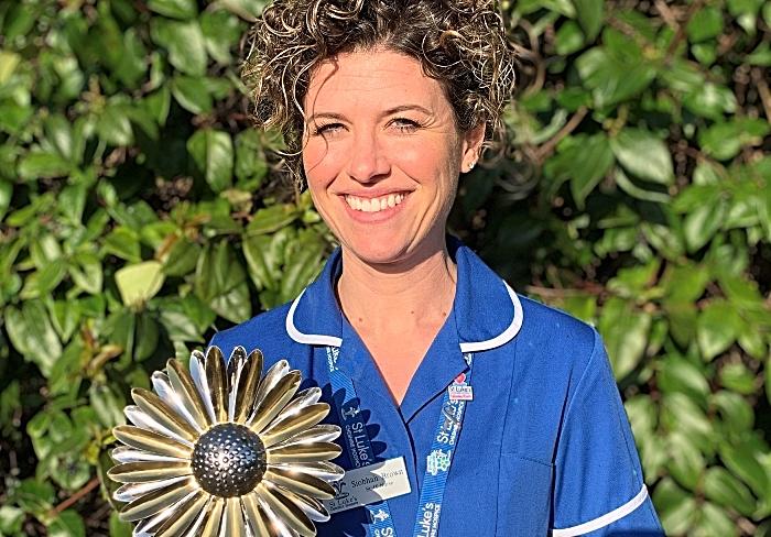 Siobhan daisy - st lukes hospice