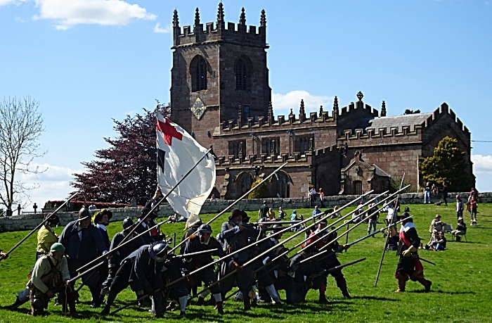 Sir George Lisles Regiment of Foote and friends skirmish (1) (1)