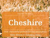 "Authors of ""Slow Travel Cheshire"" to book sign at Nantwich Museum"