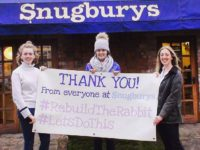 Snugburys to rebuild 40ft Peter Rabbit after suspected arson attack