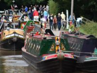 Canal fans treated to Historic Boats gathering in Audlem