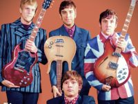 Nantwich Civic Hall to stage 'Sounds of the Sixties' by The Revolvers