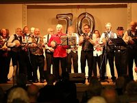 Villagers enjoy Wistaston Memorial Hall 70 year celebration