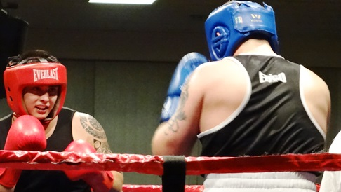Boxing fans enjoy first South Cheshire ABC event in Nantwich