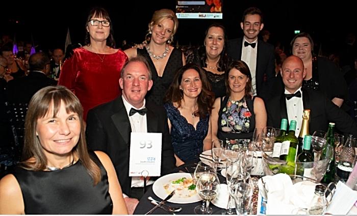 South Cheshire CCG award
