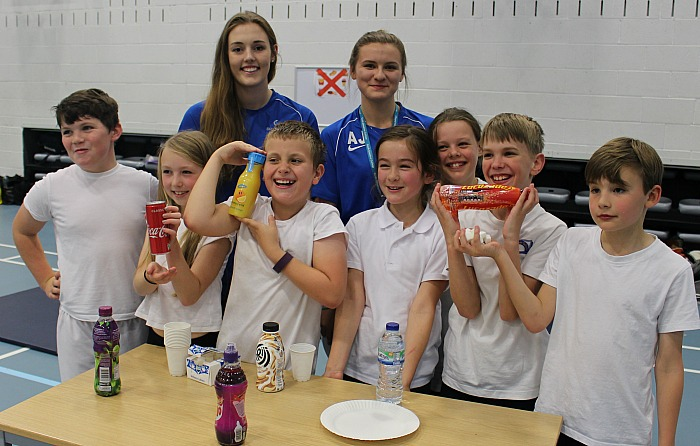 south-cheshire-college-students-boost-primary-children-health