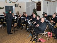South Cheshire Concert Band perform at Minshull Vernon