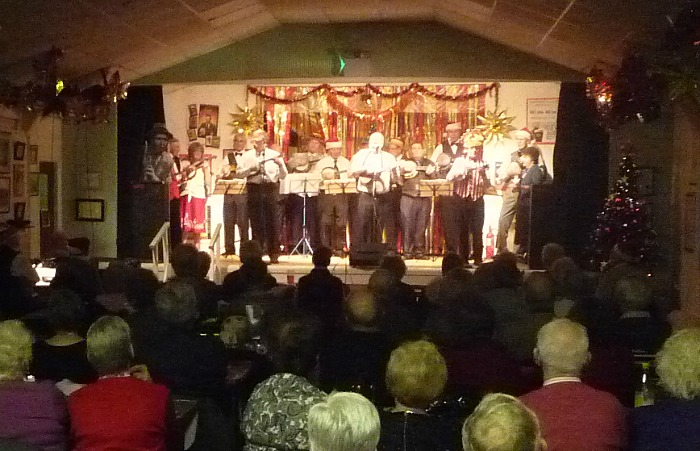 South Cheshire George Formby Ukulele Society - Christmas Concert