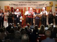 South Cheshire George Formby Ukulele Society new members appeal