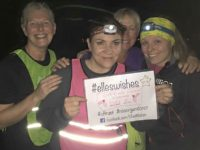 Cyclists and runners raise awareness of Nantwich Food Bank