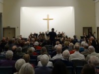 South Cheshire Orchestra performs at Nantwich Methodist