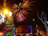 Thousands enjoy Nantwich Christmas Lights Switch On event