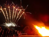 Bonfire and Firework events in and around Nantwich
