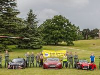 Sporting Bears Motor Club raises £7,000 for Wingate Centre