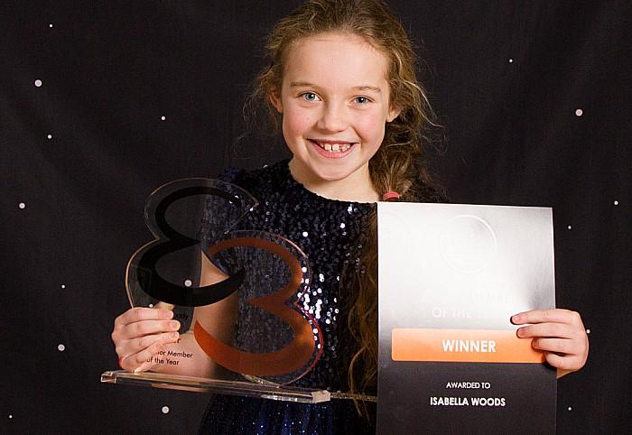 Sporty Audlem girl, Everybody winner
