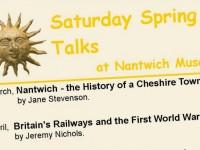 Nantwich Museum unveils Spring talks programme