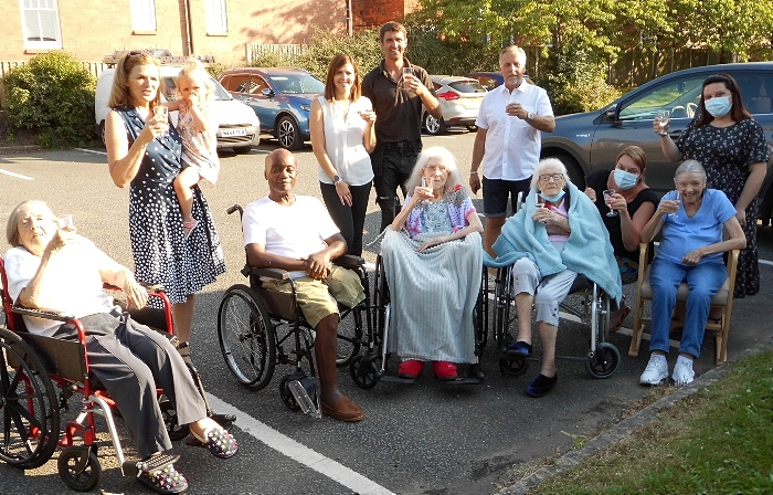 St Catherine's care home Taylor's Walk