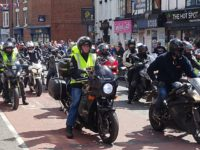 South Cheshire Motorcycle Club helps raise £1,900 for St Luke's Hospice