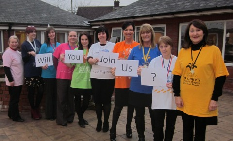 Nantwich women urged to join St Luke's Hospice Midnight Walk