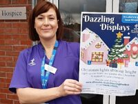 Light up homes and gardens this Christmas to support St Luke's Hospice