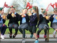 Nantwich school pupils top of class in hospice fundraiser