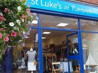 Appeal for volunteers to keep St Luke's Hospice charity shop in Nantwich open