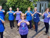 St Luke's Hospice nurses go online to help Cheshire community