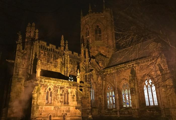 St Marys Church Nantwich (2)